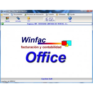 Winfacturas Office+Service Pack
